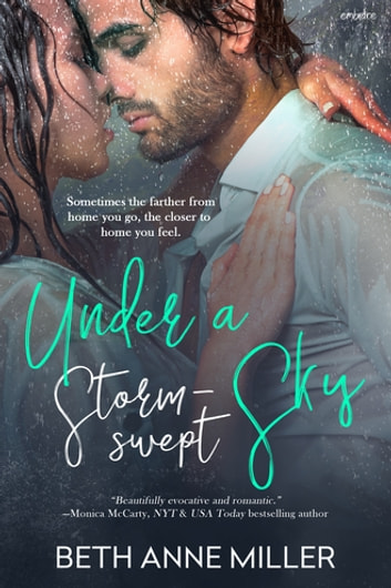 Under a Storm-Swept Sky ebook by Beth Anne Miller