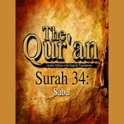 The Qur'an (Arabic Edition with English Translation) - Surah 34 - Saba' audiobook by Traditional