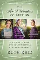 The Amish Wonders Collection - A Miracle of Hope, A Woodland Miracle, A Dream of Miracles ebook by Ruth Reid