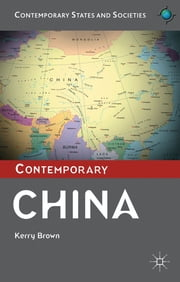 Contemporary China ebook by Kerry Brown