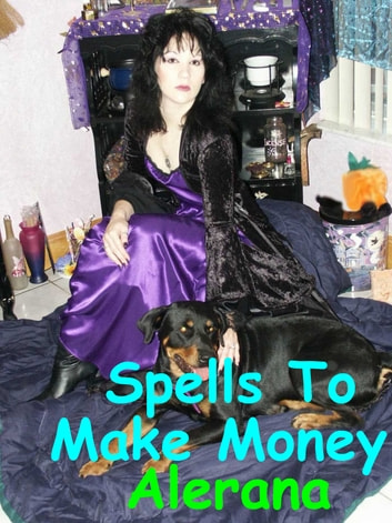 Spells To Make Money ebook by Alerana