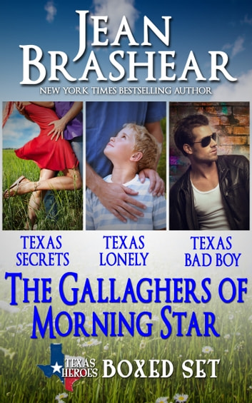 The Gallaghers of Morning Star Boxed Set - Books 1-3 ebook by Jean Brashear