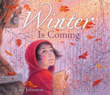 Winter Is Coming - with audio recording ebook by Tony Johnston