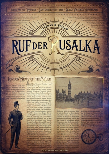 Ruf der Rusalka ebook by Stephan R. Bellem