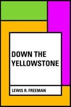 Down the Yellowstone ebook by Lewis R. Freeman