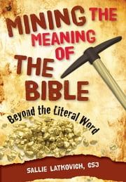 Mining the Meaning of the Bible - Beyond the Literal Word ebook by Sallie Latkovich, CSJ