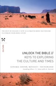 Unlock the Bible: Keys to Exploring the Culture and Times ebook by F. F. Bruce,R. K. Harrison,Ronald F. Youngblood