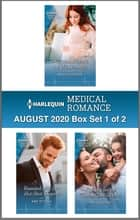 Harlequin Medical Romance August 2020 - Box Set 1 of 2 ebook by Marion Lennox, Amy Ruttan, Rachel Dove
