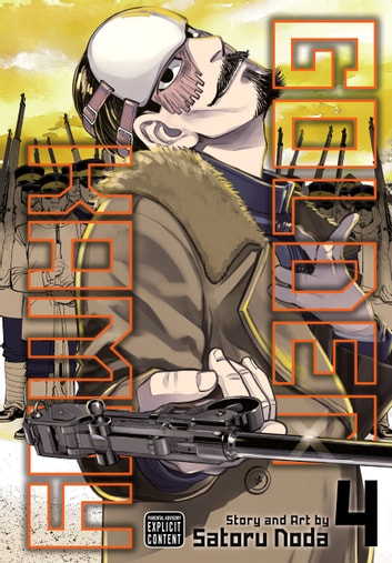 Golden Kamuy, Vol. 4 ebook by Satoru Noda