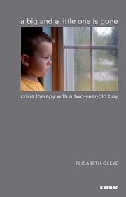 A Big and a Little One is Gone - Crisis Therapy with a Two-year-old Boy ebook by Elisabeth Cleve