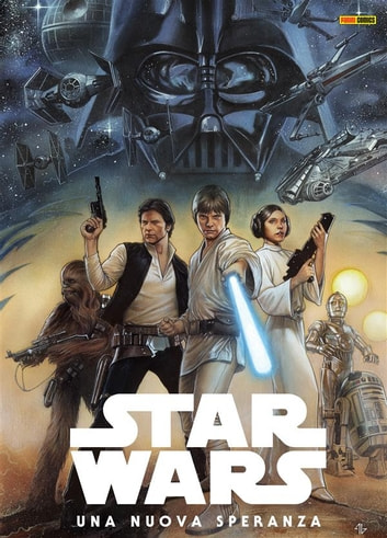 Star Wars. Una nuova speranza ebook by Roy Thomas,Howard Chaykin
