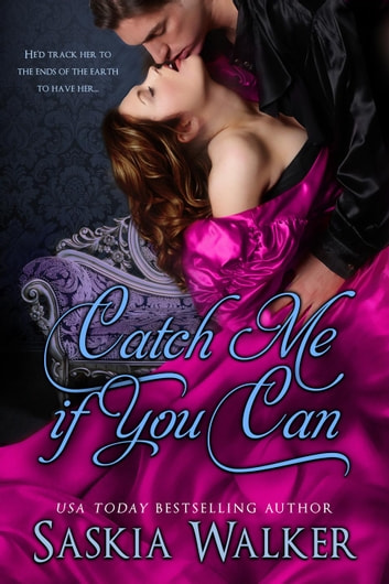 Catch Me If You Can ebook by Saskia Walker