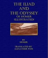 a description of how did homer create his poems iliad and odyssey The odyssey is one of two major ancient greek epic poems attributed to homer it is, in part, a sequel to the iliad, the other work ascribed to homer.