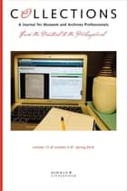 Collections Vol 12 N2 ebook by Juilee Decker, Collections
