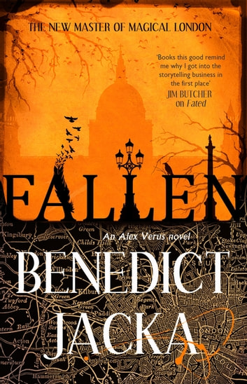 Fallen - An Alex Verus Novel from the New Master of Magical London ebook by Benedict Jacka