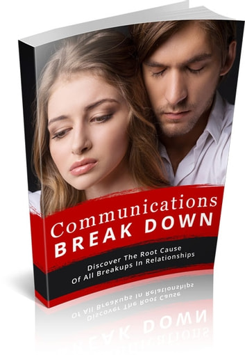 Communications Break Down ebook by Jack White