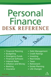 Personal Finance Desk Reference ebook by Ken Little