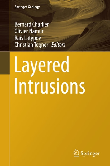 Layered Intrusions ebook by