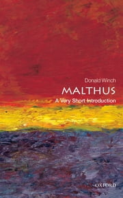 Malthus: A Very Short Introduction ebook by Donald Winch