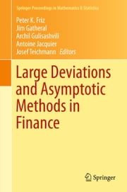 Large Deviations and Asymptotic Methods in Finance ebook by Peter K. Friz,Jim Gatheral,Archil Gulisashvili,Antoine Jacquier,Josef Teichmann