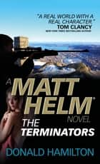 Matt Helm - The Terminators (EBK) ebook by Donald Hamilton