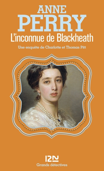 L'inconnue de Blackheath eBook by Anne PERRY