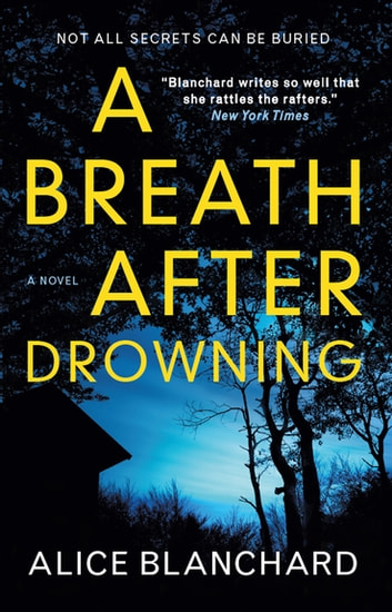 A Breath After Drowning ebook by Alice Blanchard