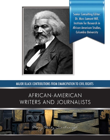 African American Writers and Journalists ebook by Mary Hertz Scarbrough