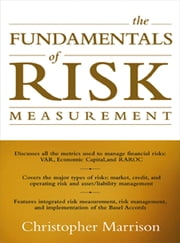 The Fundamentals of Risk Measurement ebook by Christopher Marrison