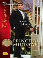 Prince of Midtown ebook by Jennifer Lewis