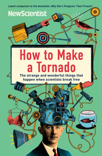 How to Make a Tornado - The strange and wonderful things that happen when scientists break free eBook by New Scientist