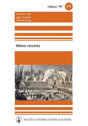 Milano Racconta 電子書 by AA. VV.