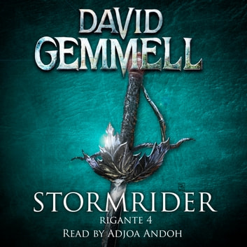 Stormrider audiobook by David Gemmell
