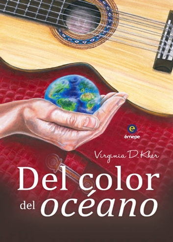Del color del océano ebook by Virginia D. Kher