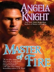 Master of Fire ebook by Angela Knight