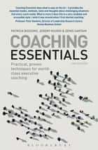Coaching Essentials ebook by Patricia Bossons,Jeremy Kourdi,Denis Sartain