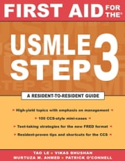 First Aid for the USMLE Step 3 ebook by Le, Tao