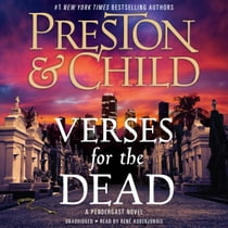 Verses for the Dead audiobook by Douglas Preston, Lincoln Child, Rene Auberjonois