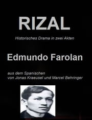 Rizal ebook by Edmundo Farolan