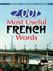 2,001 Most Useful French Words ebook by Heather McCoy