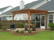 How to Build a Pergola ebook by Bob Washburn