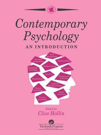 contemporary psychology an introduction ebook by