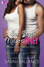 For Seven Nights Only ebook by Sarah Ballance