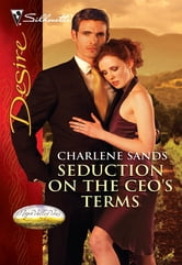 Seduction on the CEO's Terms ebook by Charlene Sands