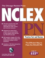 Chicago Review Press NCLEX-PN Practice Test and Review ebook by Linda Waide, MSN, MEd, RN,Berta Roland, MSN, RN