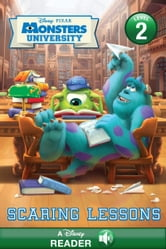 Monsters University: Scaring Lessons - A Disney Read Along ebook by Disney Book Group,Susan Amerikaner