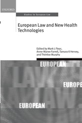 European Law and New Health Technologies ebook by