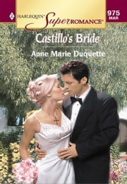 Castillo's Bride ebook by Anne Marie Duquette