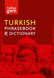 Collins Gem Turkish Phrasebook and Dictionary (Collins Gem) ebook by Collins Dictionaries