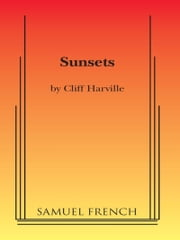 Sunsets ebook by Cliff Harville